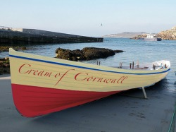 Photo of gig boat: Cream of Cornwall