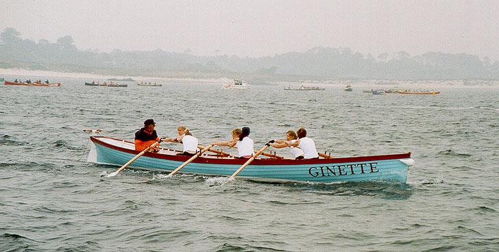 Gig Boat: Ginette   Br...