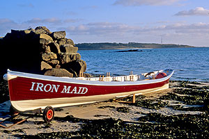 Gig Boat: Iron Maid | click to enlarge